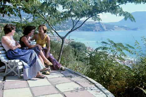 Crise não impediu construção de complexos turísticos em regiões atraentes para férias, como Sôtchi Foto: TASS
