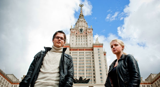 Pessoas de mais de 80 países já participaram do programa Foto: Kirill Lagutko