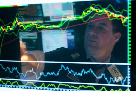 Crescimento da economia registrado no último mês se deve, sobretudo, a investimentos estrangeiros. Foto: AP