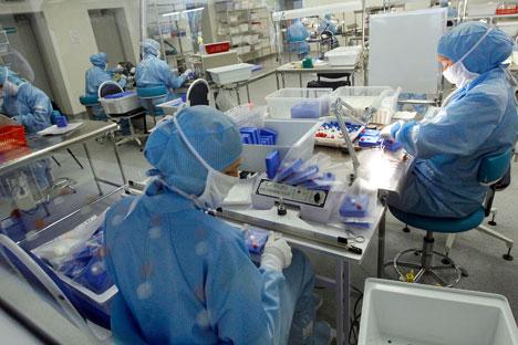 Nova planta produzirá 30 milhões de doses de vacinas antigripe até o fim do ano