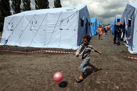 Há cerca de 11 milhões de estrangeiros, incluindo refugiados ucranianos, vivendo na Rússia Foto: Reuters