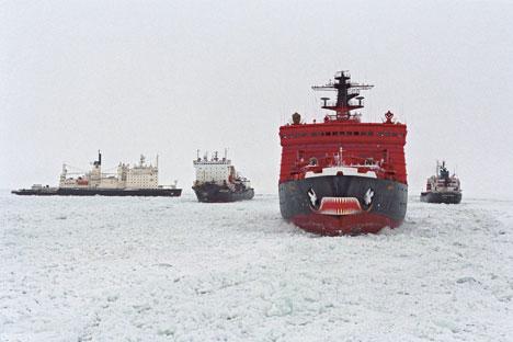 Projeto para melhorar precisão do Glonass na Rússia e no Ártico requer US$ 7 mi