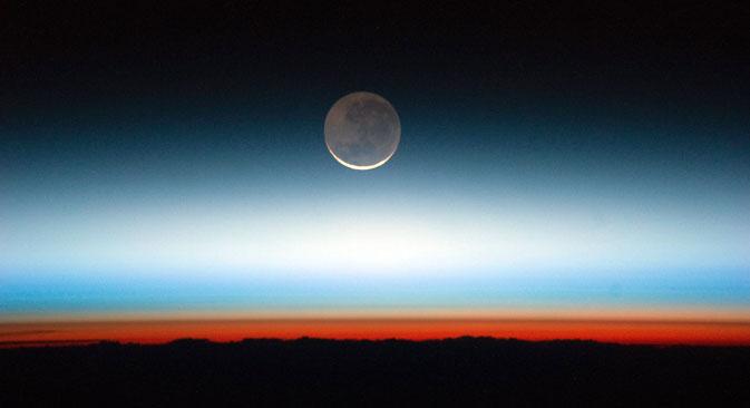 Fenômeno ocorre apenas a cada dois ou três anos. Foto: NASA