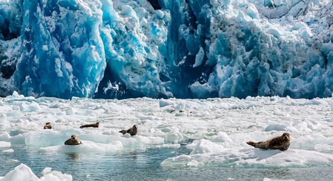 Era do gelo anterior começou 32 mil anos atrás e terminou há 6.000 anos Foto: Alamy/LegionMedia