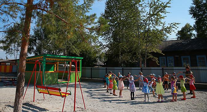 O sistema desenvolvido em Tomsk custará, segundo os criadores, quase 20 vezes menos do que os aparelhos de monitoração estrangeiros. Foto: Vladímir Smirnov/TASS