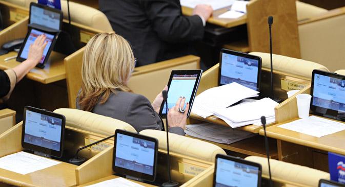 Custo de substitução não deve exceder valor gasto pelo Estado anualmente com a compra e renovação do Windows Foto: Vladímir Fedorenko/RIA Nôvosti