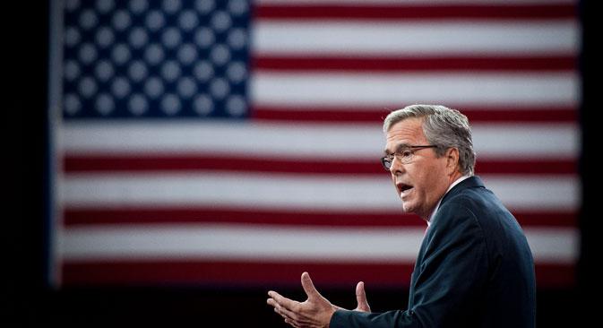 """Jeb Bush: """"Quem quer que tenha criado o termo BRIC terá que trocar esse nome"""". Foto: EPA"""