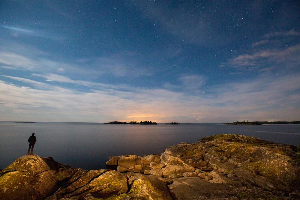 País possui mais de 2,5 milhões de lagos ao longo de seu território