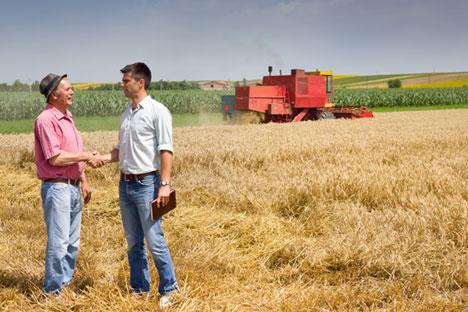 Participação de pequenas propriedades rurais no mercado russo já chega a mais de 50%