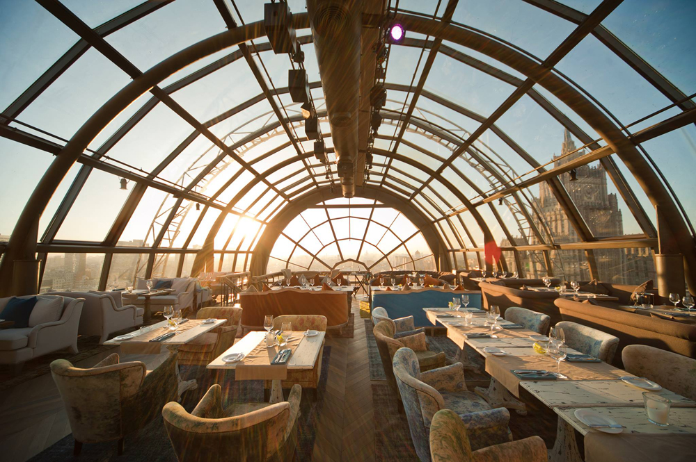 Restaurante White Rabbit