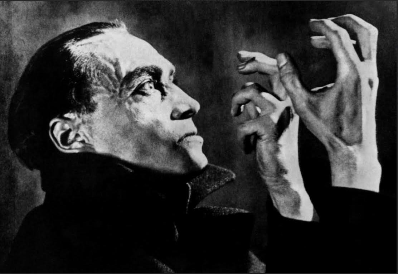 "Filme silencioso do expressionismo alemão, ""Raskôlnikov"" (Robert Wiene, 1923), está no programa do festival."