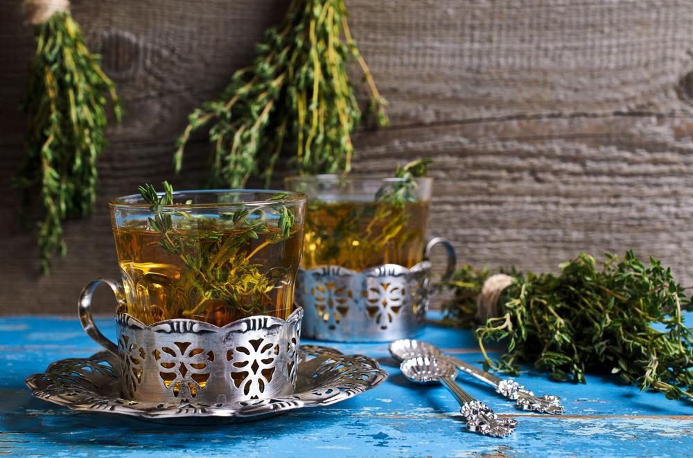 Apesar dos diferentes rituais, chá de ervas é o chá preferido entre siberianos
