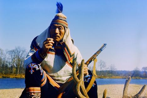 Povos nativos russos em evento provêm de diversas regiões, do Cáucaso ao Extremo Oriente. Algumas tribos, porém, não tiveram verba para a viagem.