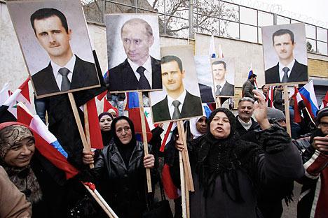 Moradores de Latakia mostram esperança e temor em relação à investida antiterrorista