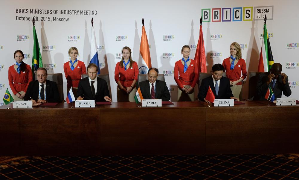 Laços entre os Brics e a União Econômica Eurasiática foram discutidos em reunião entre ministros