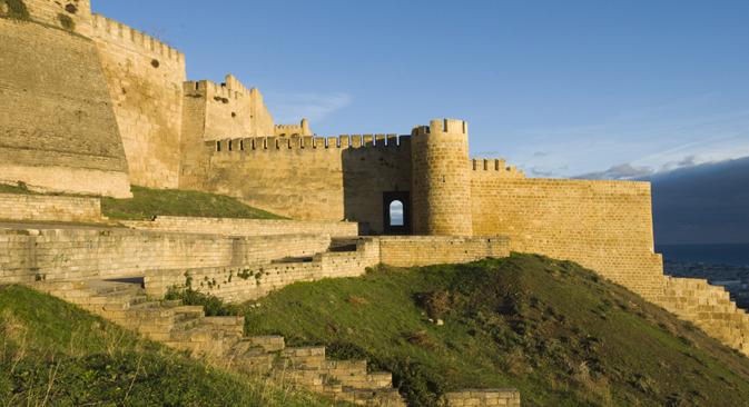 Fortaleza de Derbent