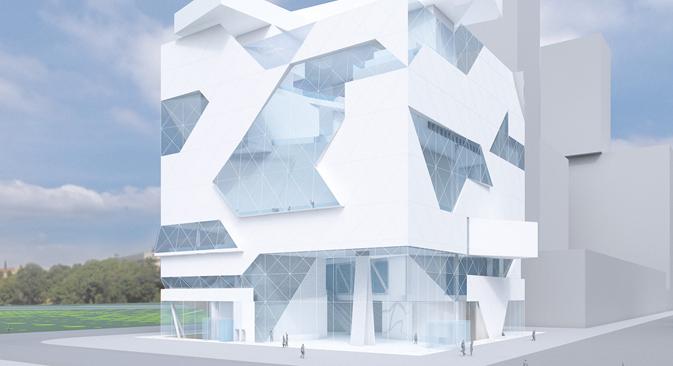 Além de museu, complexo terá área residencial e sala de teatro