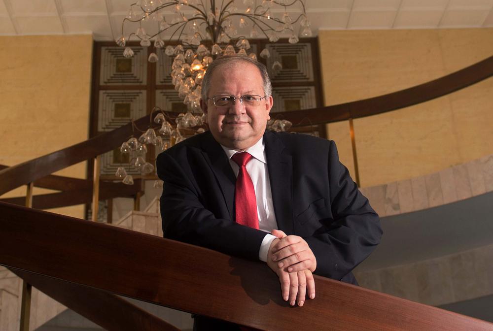 Diplomata assumiu posto de embaixador em Brasília ainda em 2010.