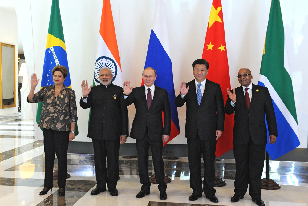 The BRICS do have problems but they are no worse than what the western countries are experiencing.