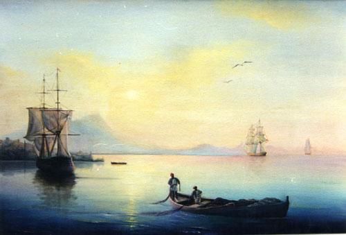 Baía. Filipp Rissukhin. Fonte: www.inva-akademia.ru