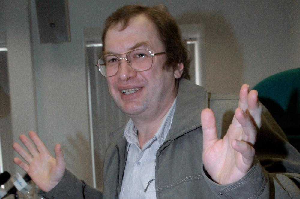 Fundador do esquema, Mavródi ficou preso de 2003 a 2007.