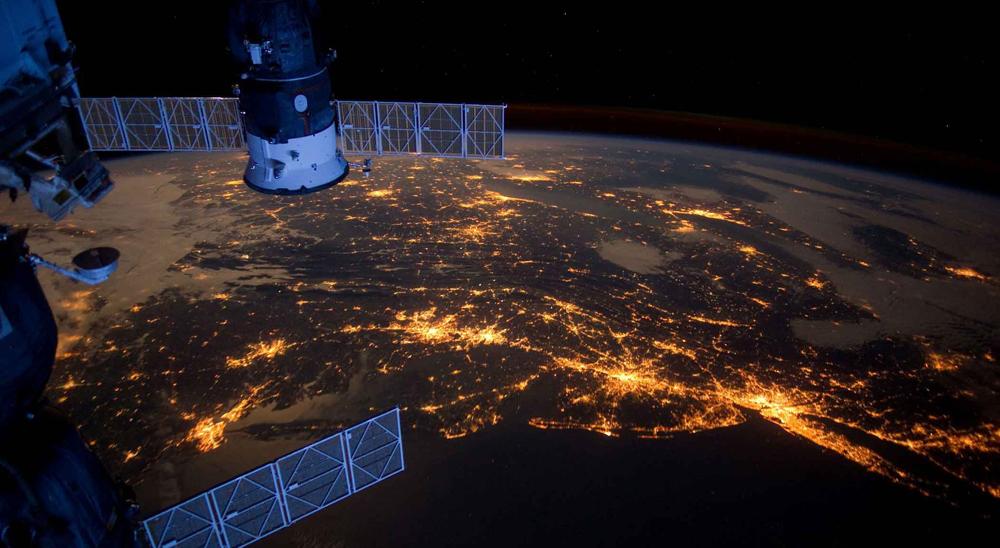 Necessidade de patrulhar territórios intensificou uso de satélites para fins militares