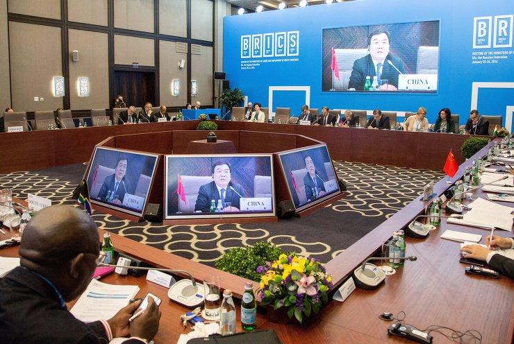 Evento em Ufá, nos Urais, reuniu ministros e representantes do setor trabalhista