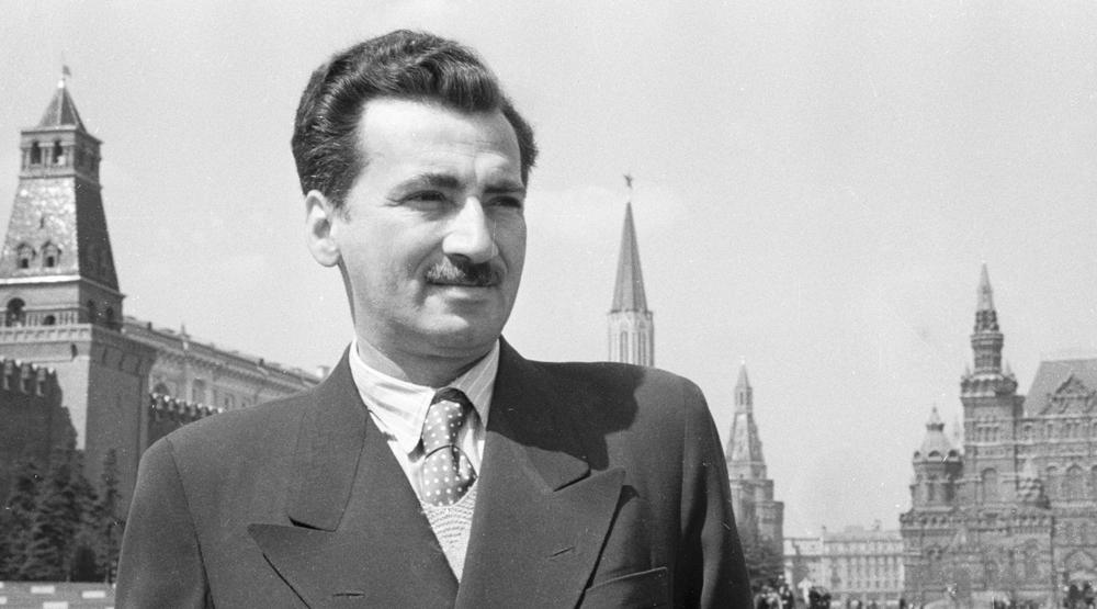 Escritor brasileiro ganhou fama na Rússia por proporcionar aos leitores temas que inexistiam na literatura soviética. Foto: Iakov Berliner / RIA Nóvosti
