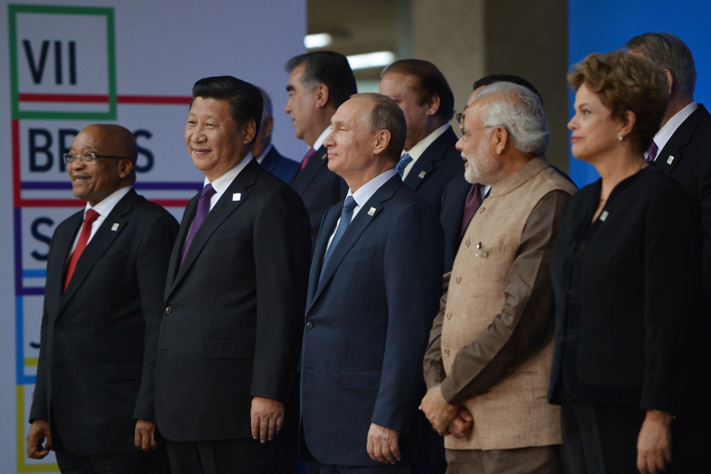 BRICS is an informal association of Brazil, Russia, India, China and South Africa founded in June 2006