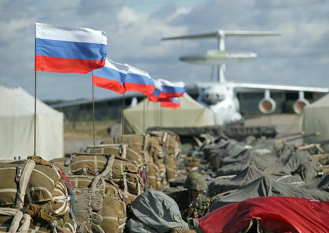 Base em Pskov, a 700 quilômetros de Moscou