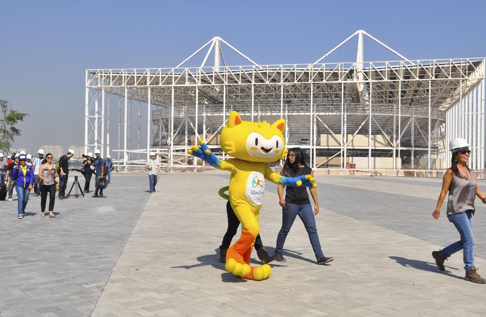 Rússia destacou grupo especial para trabalhar na segurança dos jogos no Rio.