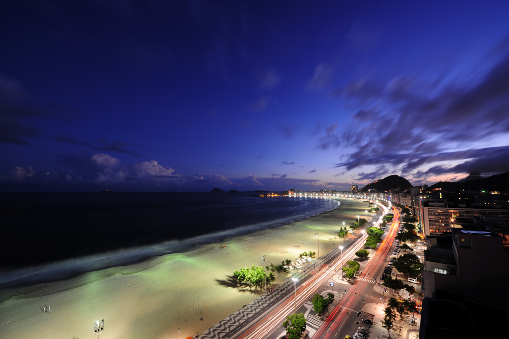 Clube dos Marimbas, próximo à praia de Copacabana, será base dos russos nas Olimpíadas