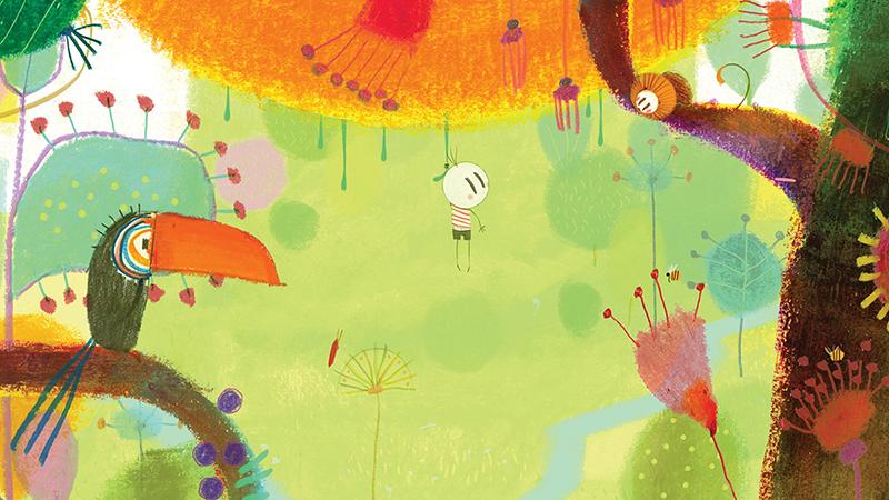 """Indicada ao Oscar, animação """"O menino e o mundo"""" (2013) figura na programação."""