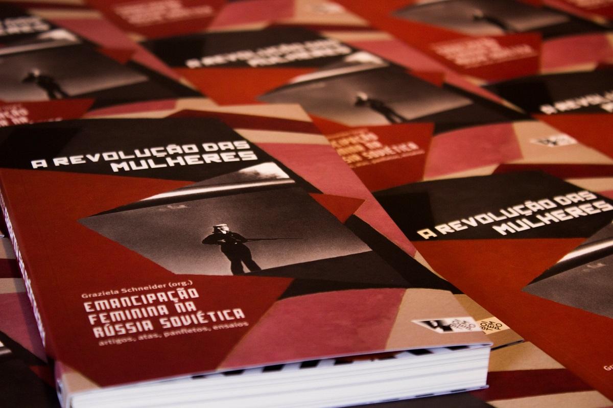Autoras de coletânea são russas que, ainda no início de século 20, tomaram a frente como líderes e ideólogas dos movimentos feministas que levaram a muitas conquistas sociais, como o direito de voto. / Foto: Divulgação