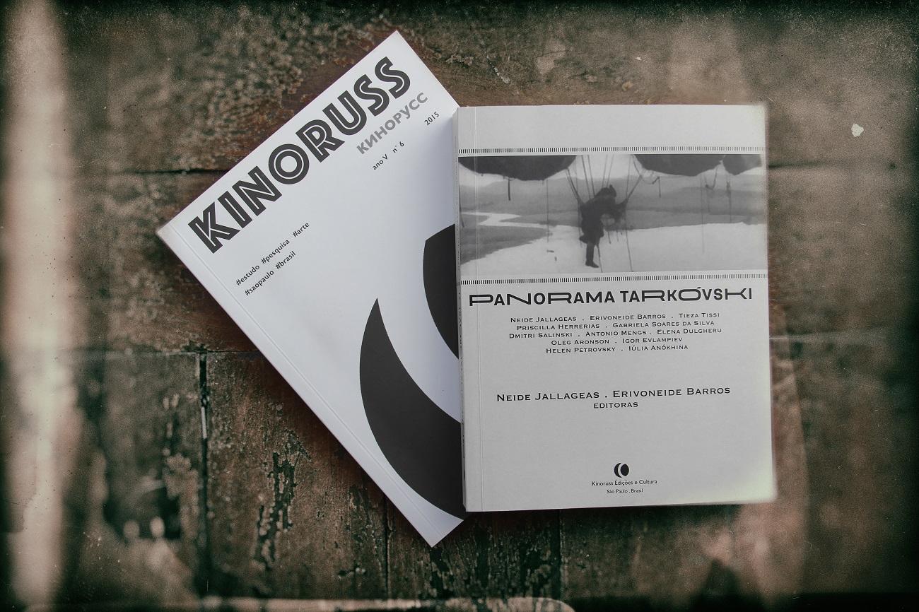 """Cinema, arte, ensaios, memórias, biografias e outros textos não ficcionais são foco da """"Kinoruss"""". Foto: Marina Darmaros"""