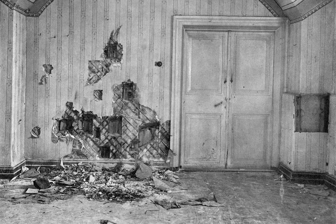 Porão de 30 metros quadrados foi palco de tragédia envolvendo família do tsar