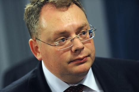 Alexander Radkow. Foto: RIA Novosti