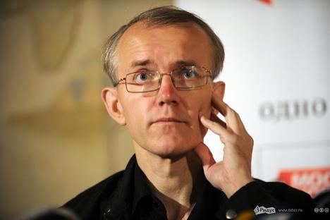 Oleg Schein gibt den Hungerstreik auf, das Ziel sei erreicht. Foto: Wasilij Maximow/Ridus