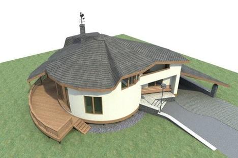 Das Bauprojekt der Familie Dobryntschenko. Foto: Facebook-Gruppe