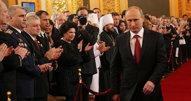 Wladimir Putin - ein Brand in der Politik. Foto: kremlin.ru