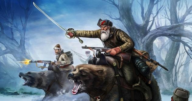 Russland durch die Klischeebrille. Bild: Nikolai Dichtjarjenko
