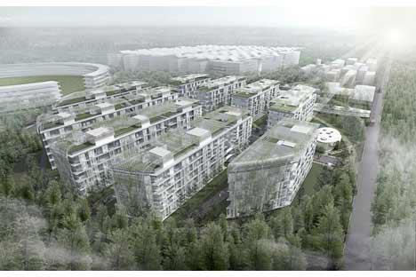 Projekt des internationalen Architekturbüros Saltans+Jaeger. (Pressebild)