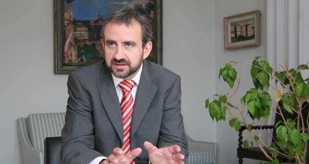 Hermann Parzinger, Präsident der Stiftung Preußischer Kulturbesitz. Foto: Pressebild