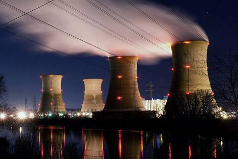 Russland will mit seinen Atomkraftwerken nach Ausland expandieren. Foto: Getty Images/Photobank