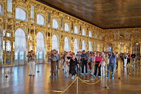 Kulturreisen nach Russland wird künftig bis zu drei Tagen visafrei. Foto: Legion Media.