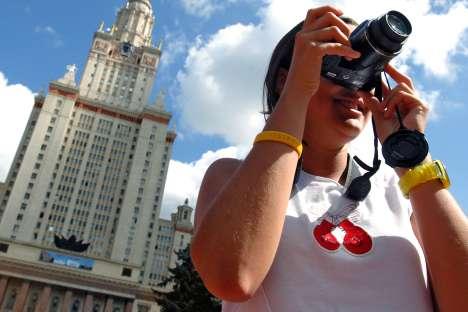 Abschaffung von Einreisevisa könnte dem Moskauer Haushalt jährlich um die 120 Mrd. Rubel bescheren.Foto: Lori_Legion Media