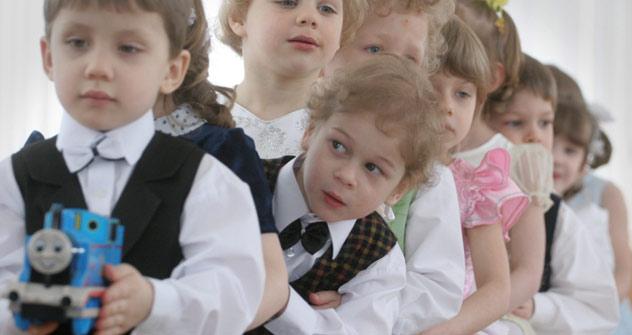 Insgesamt wurden 2011 mehr als 3000 russische Waisenkinder von Ausländern aufgenommen. Foto: ITAR-TASS