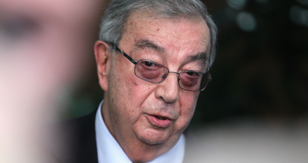 Jewgeni Primakow ist der ehemalige russische Diplomat, Orientalist und Experte in arabischen Ländern. Foto: RG