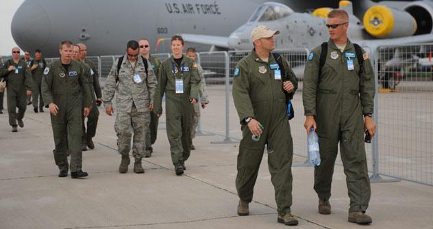 """""""NATO hat eine schwierige Aufgabe übernommen und sollte diese Verantwortung bis zum Schluss tragen,"""" so Putin. Foto: ITAR-TASS"""