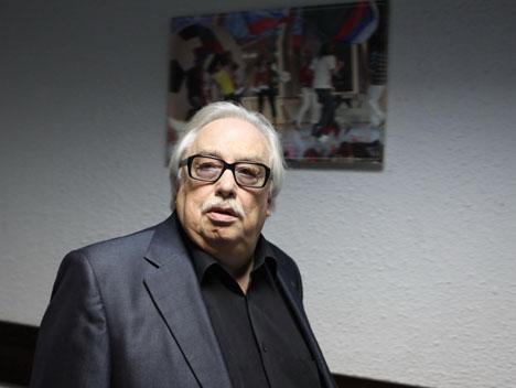 Lysenko: beim öffentlichen Fernsehen geht es nicht um die Finanzierung, sondern um die Ziele. Foto: ITAR-TASS.